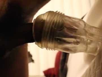 Big Black Cock Fleshlight Fuck Cam